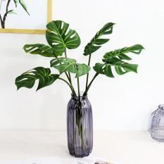 Cành cây lá Monstera giả 7 lá – 70 cm