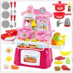 Đồ Chơi Nhà Bếp Có Nhạc Toys House 889-40