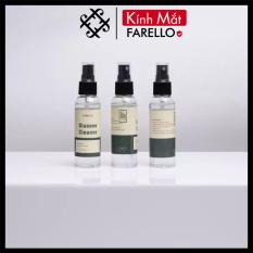 Nước xịt rửa mắt kính chuyên dụng FARELLO by Lily – bao bì thay đổi (sản phâm vẫn thuộc Farello)