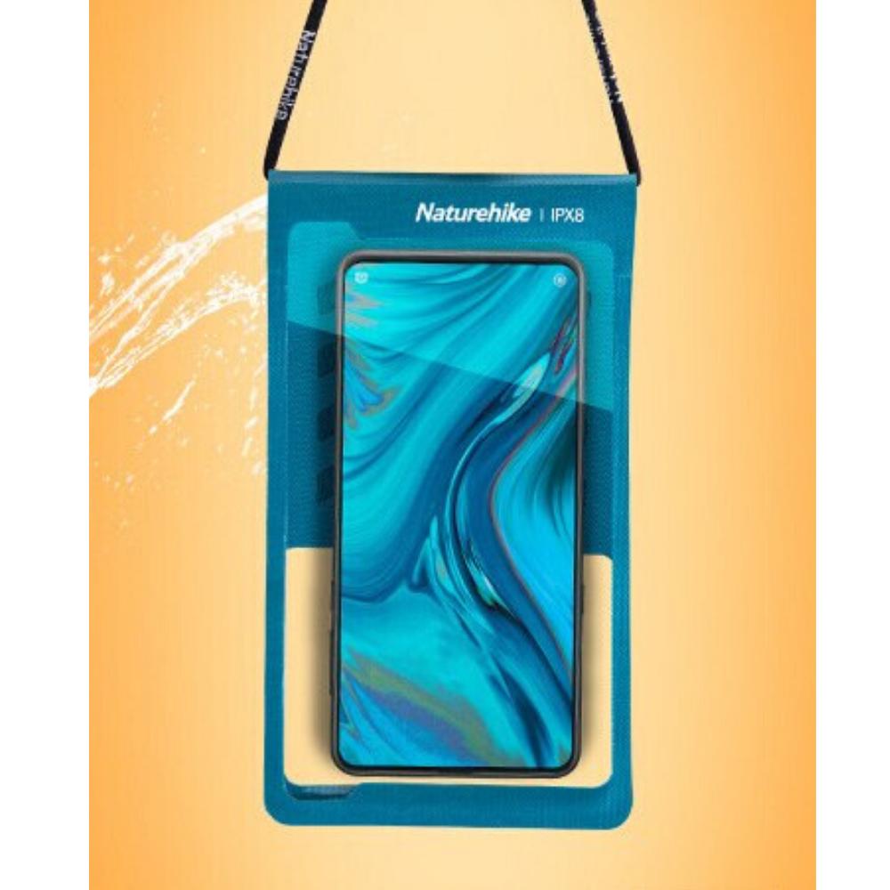 Túi Chống Nước Cảm ứng tốt cho các dòng điện thoại Đi Biển Đi Bơi NatureHike NH20SM003