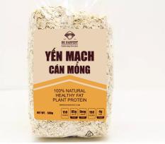 Yến mạch cán dẹt DK Harvest nhập khẩu Úc – túi 500g, yến mạch nguyên hạt, yến mạch nguyên hạt cán dẹp, ngũ cốc giảm cân hiệu quả, yến mạch giảm cân, yến mạch cán dẹp, hat nấu sữa