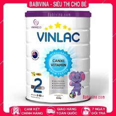 [CHÍNH HÃNG] Sữa Vinlac 2 900g | Trẻ Từ 3 Tuổi Trở Lên | BABIVINA