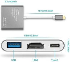 Bộ chuyển đổi DEX, HDMI, Mirroning cho Samsung từ S8 trở lên