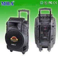 Loa kéo cao cấp MBA Bass 40 – Tặng kèm 02 Micro không dây đẳng cấp