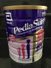Sữa bột Pediasure BA hương vani 1kg6 cho bé từ 1_10. HSD: 04/2023