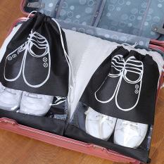 Combo bịch 10 túi treo đựng giày loại tốt chống thấm nước bảo quản cực tốt (44*32cm) Animo Store
