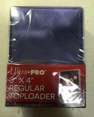 Bọc bài Ultrapro Toploader 35pt – Không kèm thẻ bài