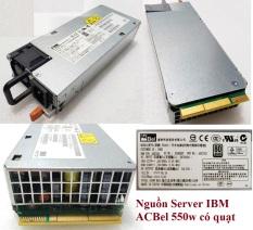 Nguồn Server 12v-550w thay thế nguồn tổ ong