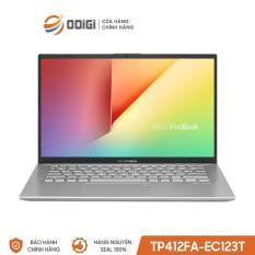 """Laptop ASUS VivoBook A412FA-EK734T (i5-10210U) 14inch BẠC """" Hàng chính hãng """""""