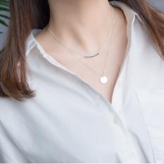 Vòng Cổ | Vòng Cổ Nữ | Vòng Cổ Nữ Bạc S925 Trắng Sáng Cao Cấp DB2472 Bảo Ngọc Jewelry