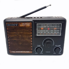 ( Xả Kho -Hàng Bãi Nhật -Giảm 50%) Ðài Radio Sony Nhật Hàng Bãi Chuyên dụng ÐỌC THẺ Nhớ, USB MP3 SONY SW-888UAR/ SW-999UAR Loa Ðài FM Nghe Nhac Chất Lượng Cao Ðài FM SW-999 UAR Nghe Ðuợc Nhiều Kênh Độ Nhạy Cao , Bắt Sóng Tốt , Âm Thanh , Rõ Ràng