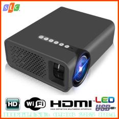 Máy chiếu mini led full hd, Máy chiếu phim mini, cầm tay, di động, Máy chiếu phim projector