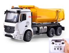Xe tải ben điều khiển từ xa E590 tải trong 20kg tải ben 5kg