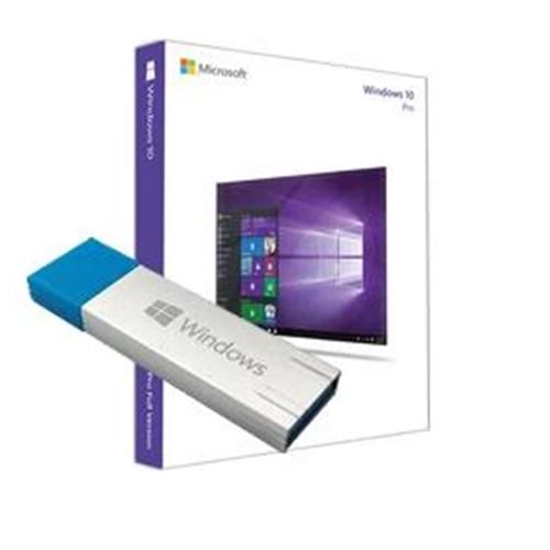 Phần mềm bản quyền Windows 10 pro 64bit USB flash