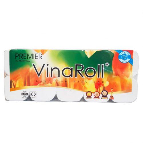 Giấy vệ sinh VinaRoll không lõi ( 10 cuộn )