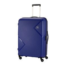 [Miễn Phí Ship ] Vali Kamiliant Zakk Spinner 79/29 Tsa – Royal Blue: Hệ thống 4 bánh đôi 360 độ vận hành êm nhẹ,Khóa số tích hợp TSA tiêu chuẩn Hoa Kỳ