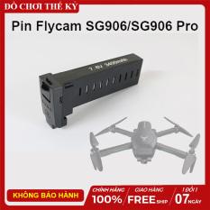 [Nhập ELAPR21 giảm 10% tối đa 200k đơn từ 99k]Pin máy bay flycam SG906 PRO 2 7.6V 3400mAh