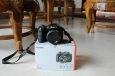 Máy ảnh siêu zoom Sony H300 99.9% full box