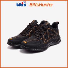 [Tặng Set 2 Chiếc Khẩu Trang Vải Kháng Khuẩn RABITY]Giày Thể Thao Nam Biti's Hunter X Layered Upper DSMH02800DEN
