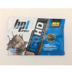 Gói Thử Sample Sữa Tăng Cơ Bắp BPI SPORTS ISO HD 100% Whey Isolate 1 Lần Dùng (32gram)
