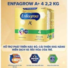 Sữa Bột Enfagrow A+ 4 hộp giấy 2.2kg