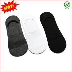 COMBO 10 đôi tất lười chất liệu coton mát , mỏng ,nhẹ khử mùi hôi chân cực tốt