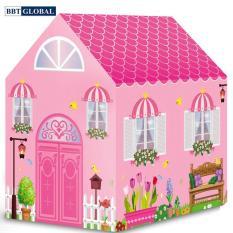 Nhà bóng trẻ em ngôi nhà ước mơ 995-7070B – nhà banh, quây bóng, đồ chơi trẻ em