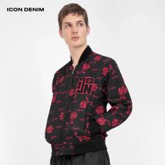 ICON DENIM – Áo Khoác Nam Kiểu Bomber Roses
