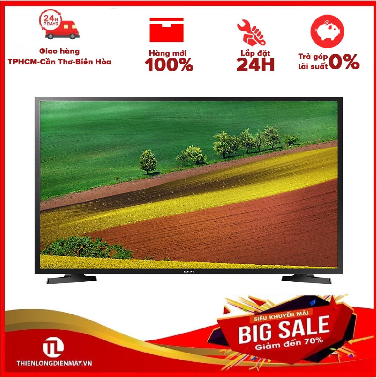 TRẢ GÓP 0% – Tivi Samsung 32 inch UA32N4000- Bảo hành 2 năm