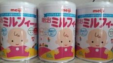 Sữa bột Meiji HP cho bé dị ứng đạm sữa bò 850g nội địa Nhật