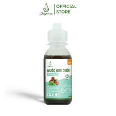 Nước rửa chén tự nhiên chiết xuất từ trái Bồ Hòn và tinh dầu Bạc Hà Nguyên Chất 100ml JULYHOUSE