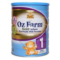sữa oz farm số 1 lọ 900g của úc tăng cân phát triển toàn diện cả chiều cao và trí não hạn 23/11/2020