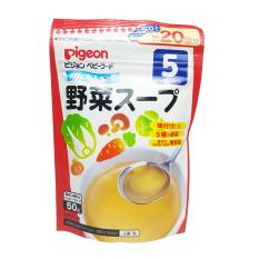 Bột Dashi Pigeon 50g Vị Rau Củ Nhật Bản Cho Bé 5 Tháng, Bột Dashi Cho Bé Ăn Dặm, Nước Dùng Dashi, Bột Dashi Nhật Bản, Ăn Dặm Kiểu Nhật
