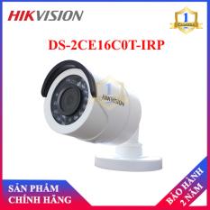 Camera HD-TVI HIKVISION DS-2CE16C0T-IRP – Độ phân giải: 1 Megapixel, ống kính: 3.6mm – Bảo hành 2 năm