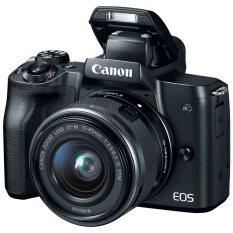 Máy ảnh Canon EOS M50 Black