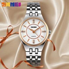 Đồng hồ nữ SKMEI 1133 dây kim loại sang trọng