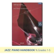 Sách Piano – Jazz Piano Handbook Grade 1-5 – Việt Thương Music