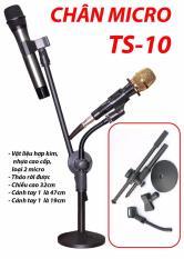 Chân đế micro để bàn TS-10