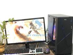 Nguyên bộ pc chơi game A8 7600k/ ram 8G/Vga 4G/ case nguồn màn hình LCD LED 22in full HD