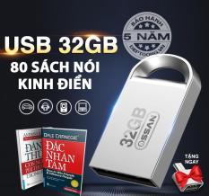 USB sách nói 32GB với nội dung phong phú gồm 20 sách phát triển bản thân , 20 tiểu thuyết kinh điển , 40 sách kinh doanh và 20 sách nói tiếng anh Tặng kèm OTG kết nối điện thoại