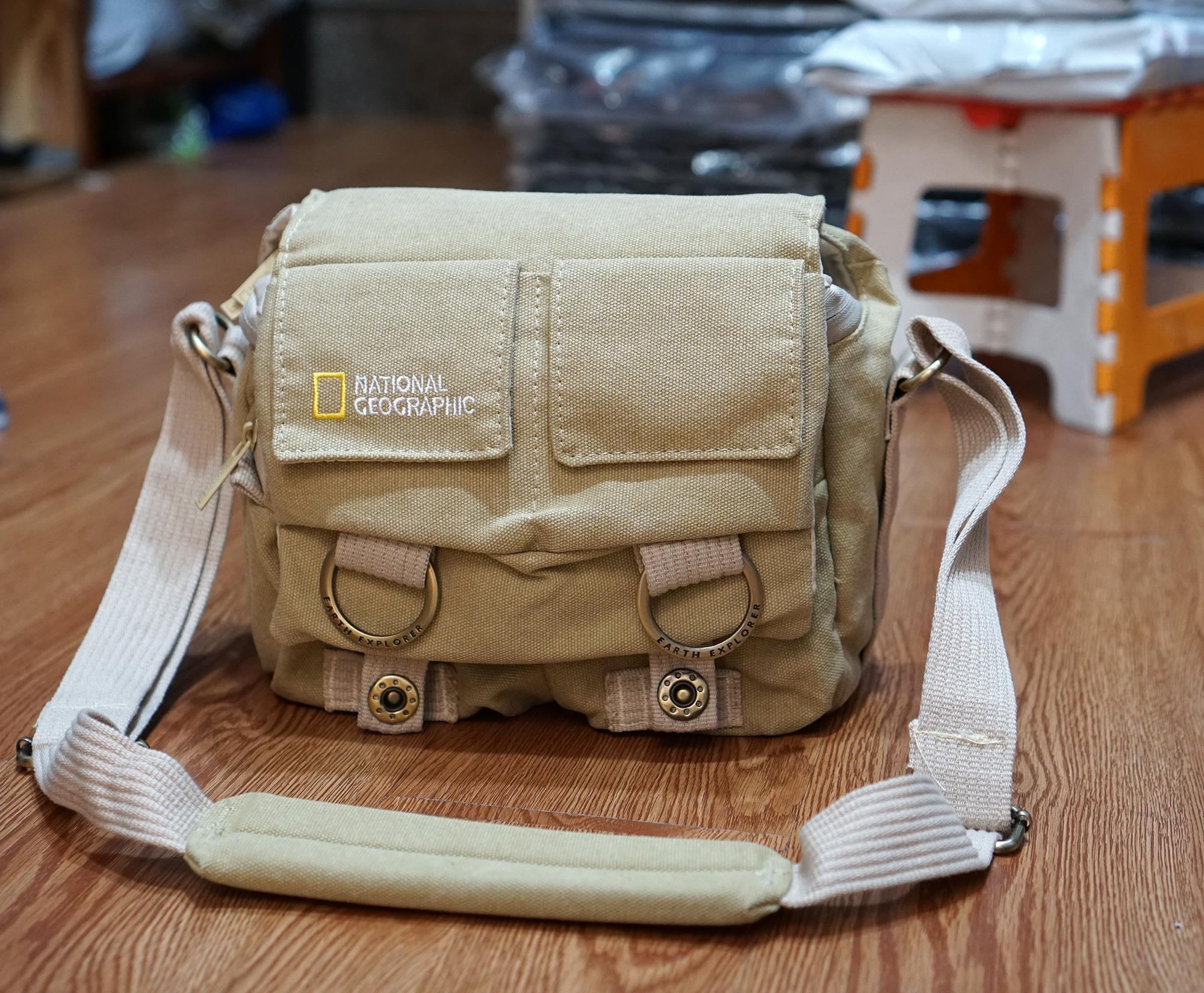 Túi máy ảnh National Geographic NG2345 Hàng nhập khẩu- Hình thật