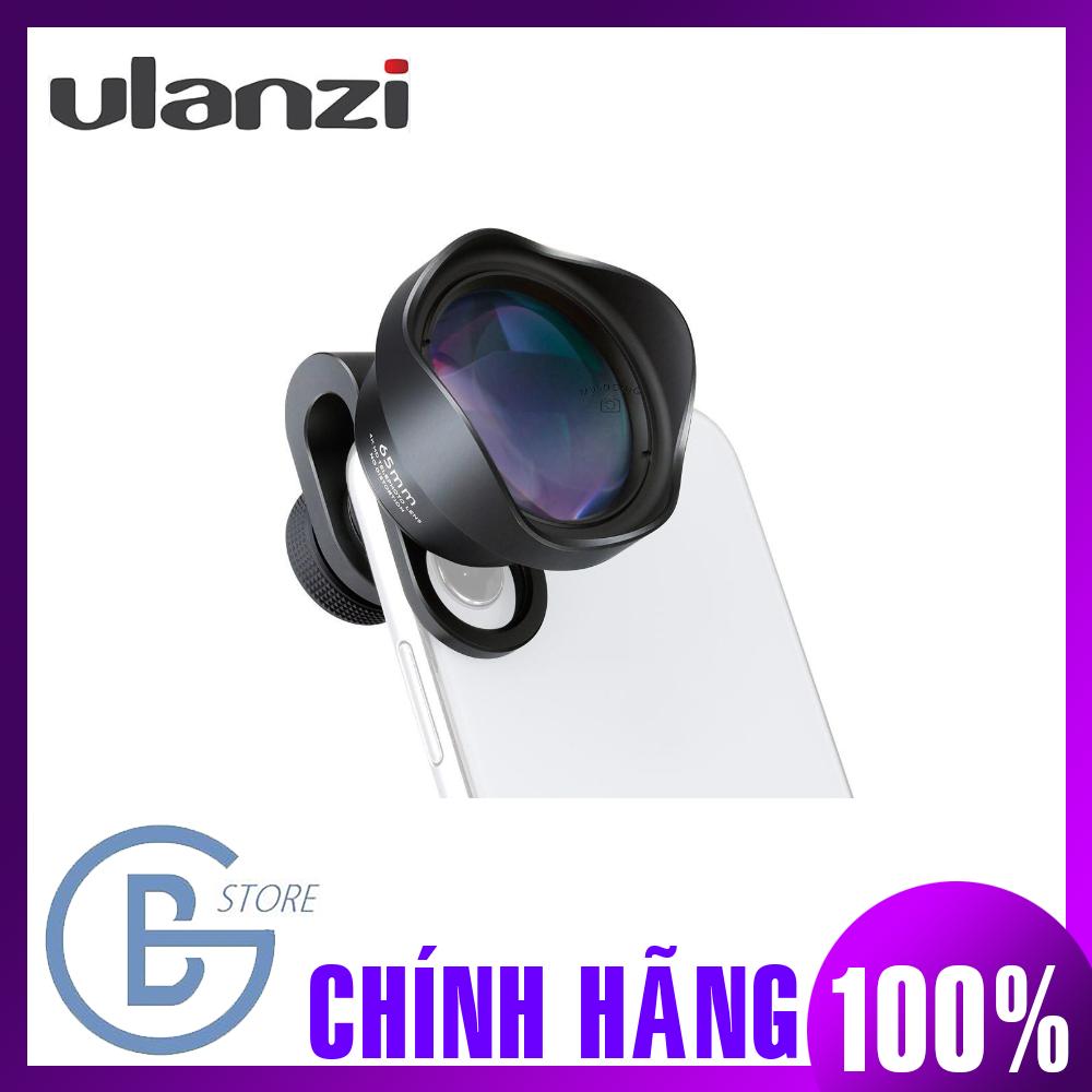 Ulanzi 65mm, Lens Chụp Chân Dung Cho Điện Thoại, Hỗ Trợ Chất Lượng Khung Ảnh Chân Thực, Cực Đẹp