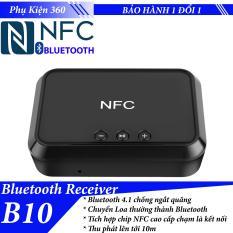 Thiết Bị Nhận Bluetooth Cho Loa Và Amply BL-B10 NFC – Desktop Bluetooth Receiver