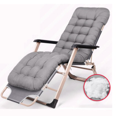 Ghế gấp văn phòng [ TẶNG KÈM ĐỆM VÀ GỐI ] Giường gấp cao cấp. Ghế nằm ngủ gấp gọn, ghế ngả lưng tiện lợi, hiện đại.
