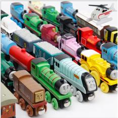 Xe lửa thomas and friends gỗ nhiều mẫu cho bé