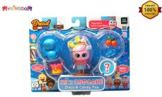 Bánh Mini Cupcake – Candypop Và Pop Star Disco BREAD BARBERSHOP BB32787