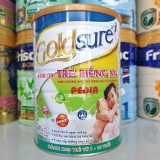 Sữa tăng cân GOLDSURE PEDIA NL cho trẻ biếng ăn 900g (có video)
