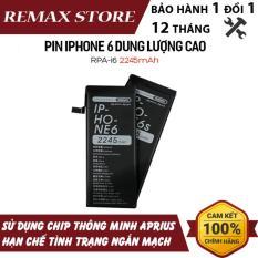 Pin iPhone 6 dung lượng cao Remax RPA-i6 2245mAh