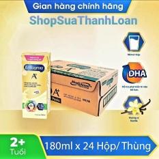 [HSD T3-2021] Thùng 24 hộp Sữa nước Enfagrow A+ 4 RTD Vani (180ml)