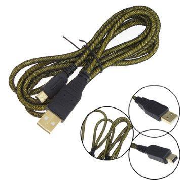 Dây cáp sạc high speed usb charger charging cable cho máy nintendo 3ds xl / 3ds / dsi / dsi...